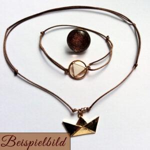 Beispiel Bronze/Gold
