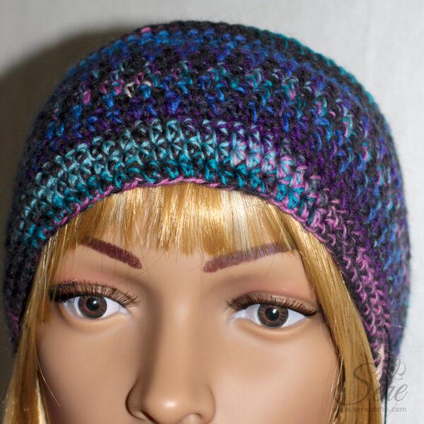 Stirnband Schurwolle