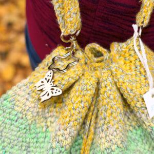Gelb-Grüne Tasche