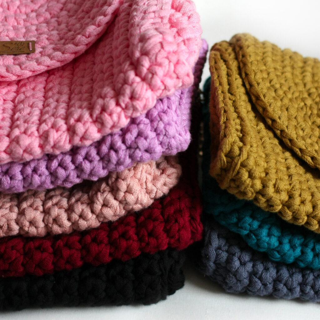 Sere-Taschen- Textilgarn-Baumwolltasche